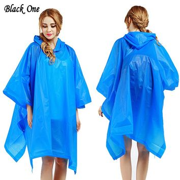 Women Raincoat Universal Rainwear Men Rain Poncho Coat Impermeable chubasquero Waterproof Rain cape covers Hooded ping
