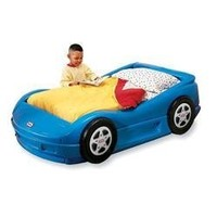 Little Tikes Roadster Toddler Bed