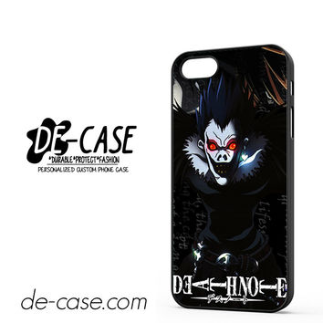 Death Note Japan Manga DEAL-3112 Apple Phonecase Cover For Iphone 5 / Iphone 5S