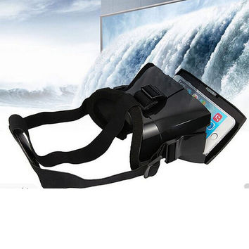 Mobile Movie 3D Virtual Reality Video Glasses for 3.5 - 5.6 inch Phone