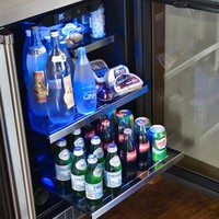 Marvel Glass Door Wine Refrigerator