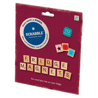 Scrabble Vintage Fridge Magnets