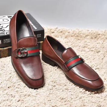 3f6e125c2de Shop Gucci Men's Loafers on Wanelo