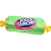 Big Plush Apple Jolly Rancher Candy Pillow | CandyWarehouse.com Online Candy Store