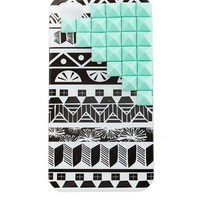 Studded Tribal Phone Case - 4: Charlotte Russe