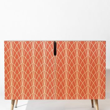 Heather Dutton Arcada Persimmon Credenza