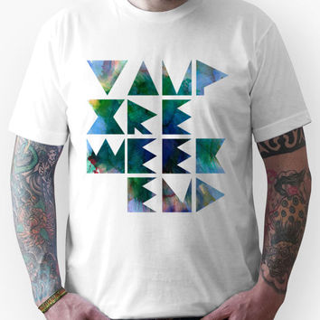 Vampire Weekend (blue) Unisex T-Shirt