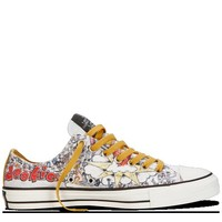 Converse - Chuck Taylor Green Day- Dookie - Low - White/Gold