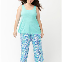 cropped sleep pant by Cacique | Lane Bryant
