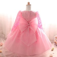 Wedding Princess costume girl party winter dress kids clothes girls tutu dresses children clothing kids dress girl for girls