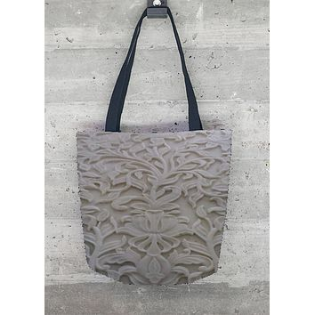 Marble Carving Tote 1