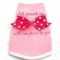 All Dressed Up Dog Shirt :: Dog Shirts :: Dog Clothes :: Upscale Pup