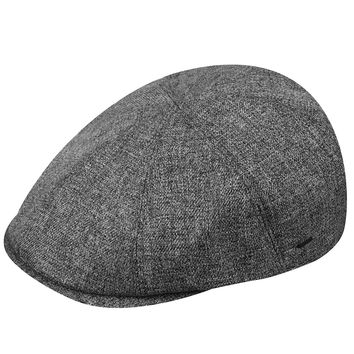 Simnick Lined 8 Panel Cap by Bailey