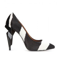 fendi - calf hair pumps