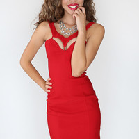 Endless Dress - Red