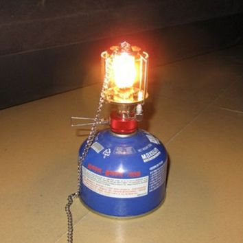 Giving out this free camping lamp. Only pay $5 for shipping