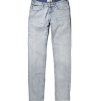 Acne Studios - Ace Slim-Fit Washed-Denim Jeans | MR PORTER