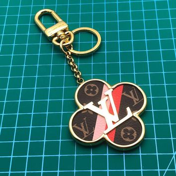 Louis Vuitton Lv Into The Flower Bag Charm And Key Holder M67356 - Best Online Sale