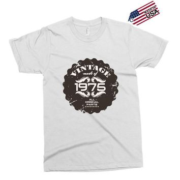 vintage made of 1975 all original parts Exclusive T-shirt