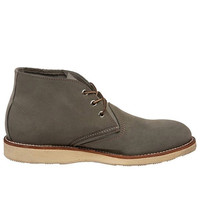 Red Wing Shoes Work Chukka - Sage Leather