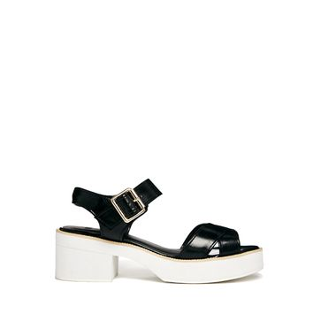 ASOS HOMEWARD Heeled Sandals