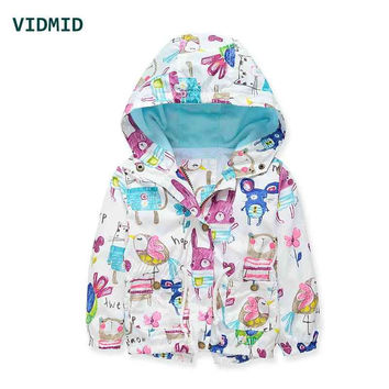 Kids Youth Toddler rain jacket outerwear winter back to school cute design artistic