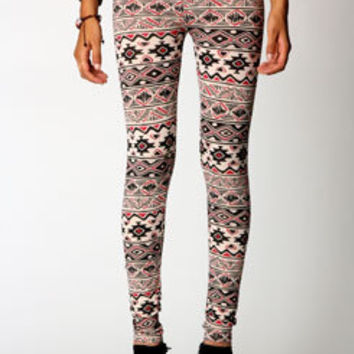 Khloe Aztec Leggings