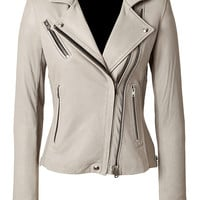 Iro - Lamb Leather Biker Jacket