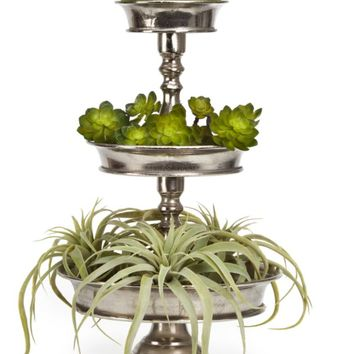 Carrara 3 Tier Stand | Decorative Accessories | Home Accents | Decor | Z Gallerie