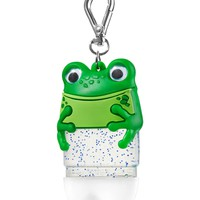 Bath & Body Works FROG Pocketbac Sanitizer Holder