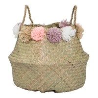 Wilkins Seagrass Basket | Joss & Main