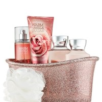 Splish Splash Gift Set Warm Vanilla Sugar