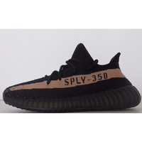 Adidas Yeezy Boost 350 SPLY V2 Black/Copper-Core Black BY1605