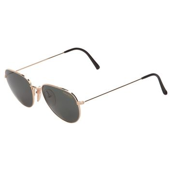 Carrera Vintage Aviator Sunglasses