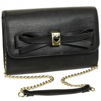 Betsey Johnson Serendipity Crossbody Bag