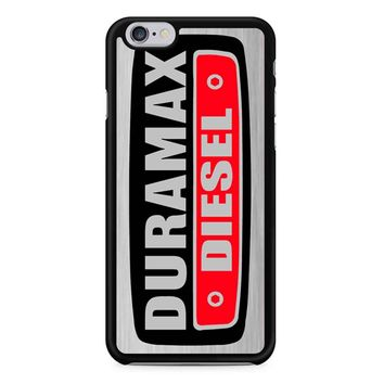 Duramax Diesel On Plate iPhone 6/6s Case