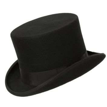 9th Street 'Opera' Top Hat