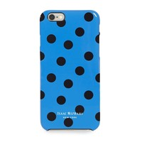 Blue Polka Dot iPhone 6 Case
