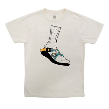 Socks and Sandals Tee