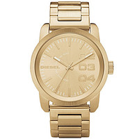 Diesel Goldtone Plated Analog Watch - Gold