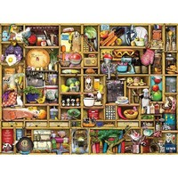 Ravensburger Kitchen Cupboard Jigsaw Puzzle - Puzzle Haven