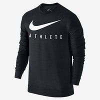 NIKE DRI-FIT GRAPHIC CREW