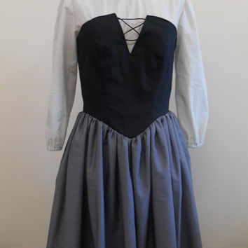Briar Rose Peasant Dress from Sleeping Beauty