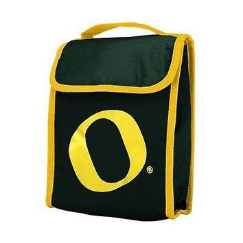 Oregon Ducks Official NCAA Insulated Lunch Box Lunchbox Bag by Forever Colle ...
