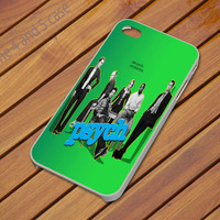 PSYCH Case Design for iPhone 4 / 4S / 5