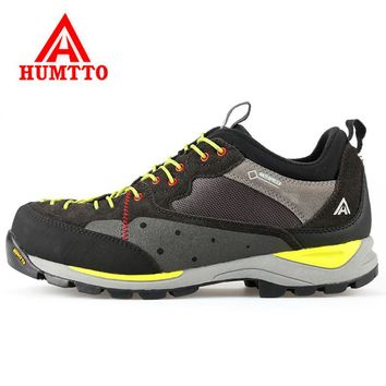 Outdoor Breathable Waterproof Hiking Shoes