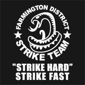 Farmington Strike Team T-Shirt
