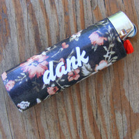 Dank Flower Bic Lighter