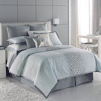 Jennifer Lopez bedding collection Snow Leopard 4-pc. Comforter Set - Cal. King