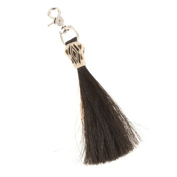Austin Accents Tassel Shufly Aztec Hitched Knot with Clip